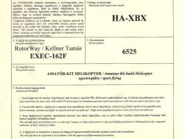 Rotorway Exec 162F eladó - Helikopter / Lakás csere is érdekel!! - 8. kép