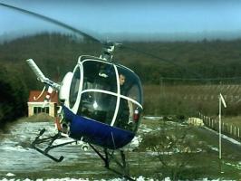 Schweizer 300C helikopter eladó / hughes 269C