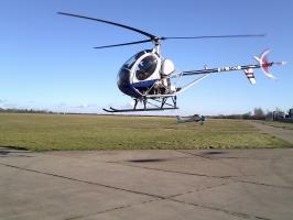 Schweizer 300C helikopter eladó / hughes 269C - 2. kép