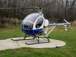 Schweizer 300C helikopter eladó / hughes 269C - 1. kép