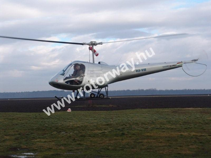 enstrom take off