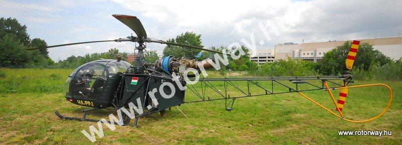Budapest Helikopter leszálló