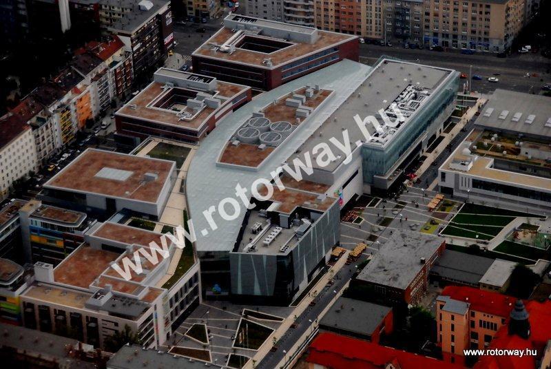 budapest alle bevásárló központ