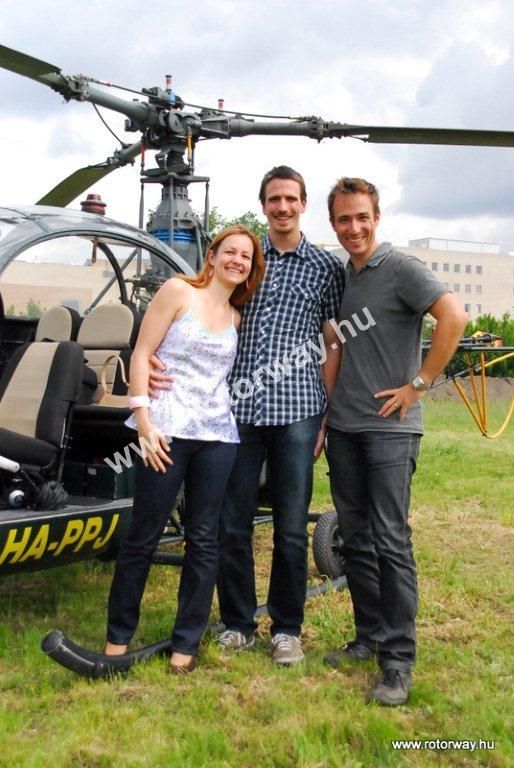 prestige heliport