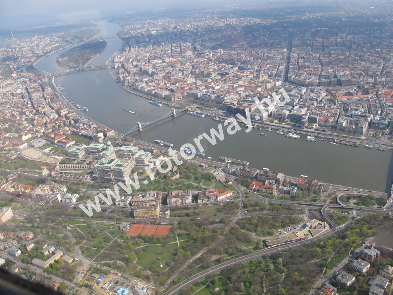 Castle, Budapest, Helikopter