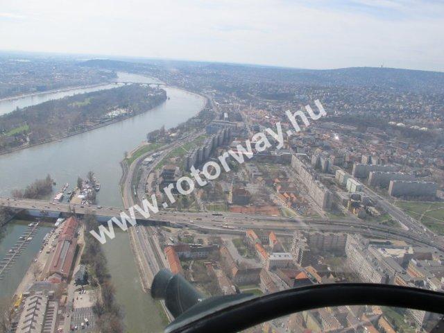 Sétarepülés Budapest