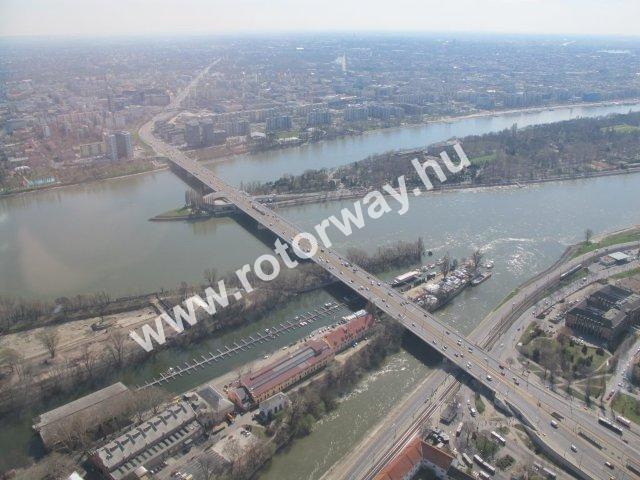 Budapest Sétarepülés Margitsyiget