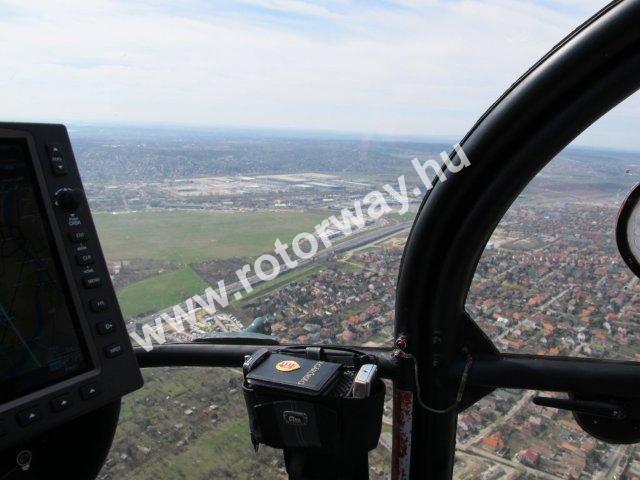Helikopter Sétarepülés