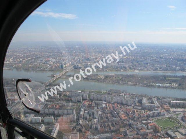 Budapest Sétarepülés